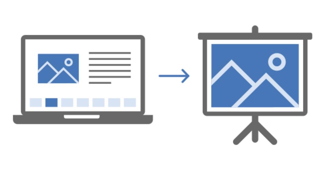 Dual-screen functionality